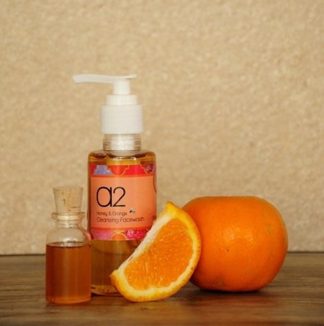 Honey & Orange Facewash